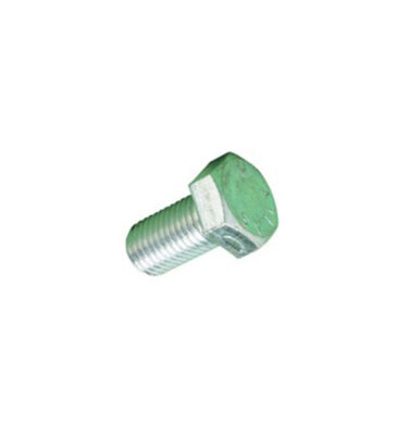 Hexagon Head Set Screws Zinc Plated