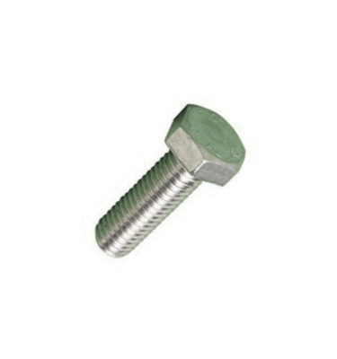 DIN 933 Hexagon Head Set Screws A2 Stainless Steel